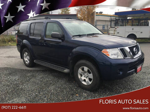 2010 Nissan Pathfinder for sale at FLORIS AUTO SALES in Anchorage AK