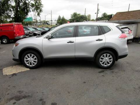 2016 Nissan Rogue for sale at American Auto Group Now in Maple Shade NJ
