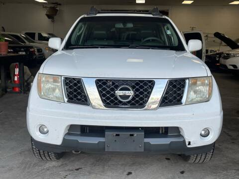 2008 Nissan Frontier for sale at Ricky Auto Sales in Houston TX