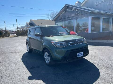 2014 Kia Soul for sale at Empire Alliance Inc. in West Coxsackie NY