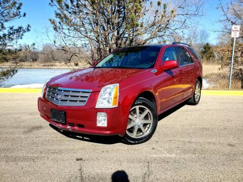 2004 Cadillac SRX for sale at Excalibur Auto Sales in Palatine IL