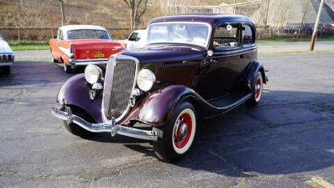 1934 Ford Victoria for sale at Fiore Motors, Inc.  dba Fiore Motor Classics in Old Bethpage NY