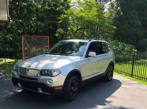 2008 BMW X3 for sale at Speed Global in Wilmington DE