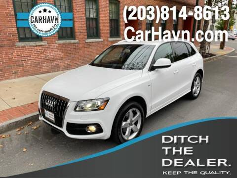 2011 Audi Q5 for sale at CarHavn in New Haven CT