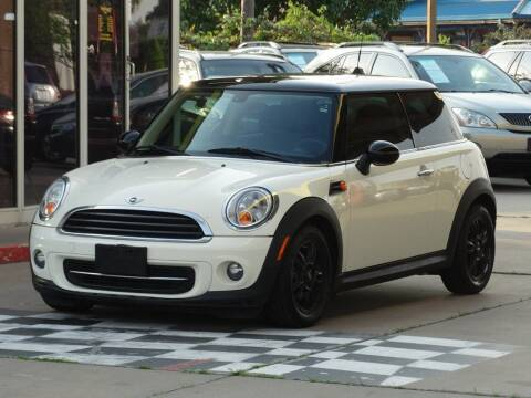2012 MINI Cooper Hardtop for sale at Drive Town in Houston TX