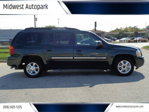 2003 GMC Envoy XL for sale at Midwest Autopark in Kansas City MO