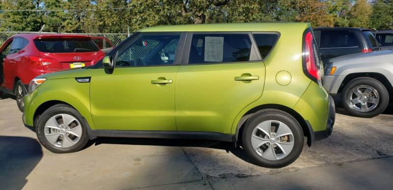 2015 Kia Soul for sale at On The Road Again Auto Sales in Doraville GA