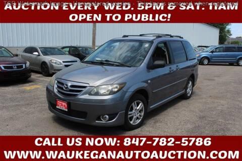 2005 Mazda MPV for sale at Waukegan Auto Auction in Waukegan IL