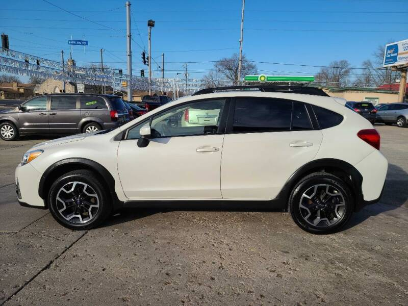 2016 Subaru Crosstrek for sale at Bob Boruff Auto Sales in Kokomo IN