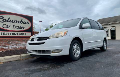 2004 Toyota Sienna for sale at Columbus Car Trader in Reynoldsburg OH