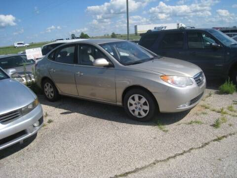 2007 Hyundai Elantra for sale at BEST CAR MARKET INC in Mc Lean IL