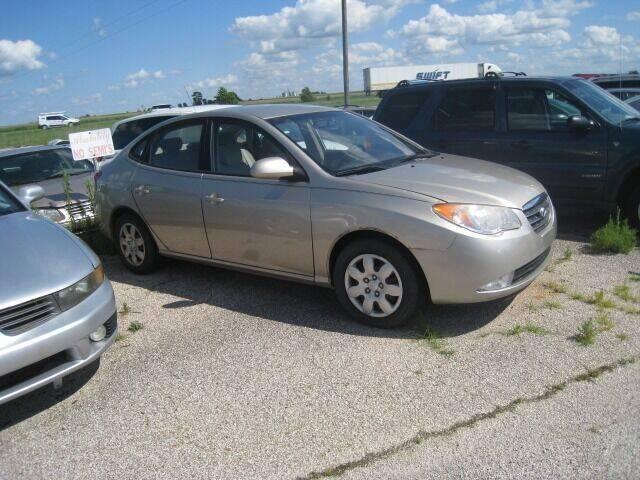 2007 Hyundai Elantra for sale at BEST CAR MARKET INC in Mc Lean IL