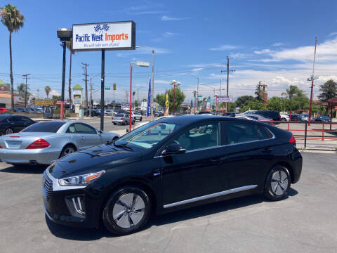 2020 Hyundai Ioniq Hybrid for sale at Pacific West Imports in Los Angeles CA