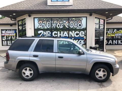 2006 Chevrolet TrailBlazer for sale at Kentucky Auto Sales & Finance in Bowling Green KY