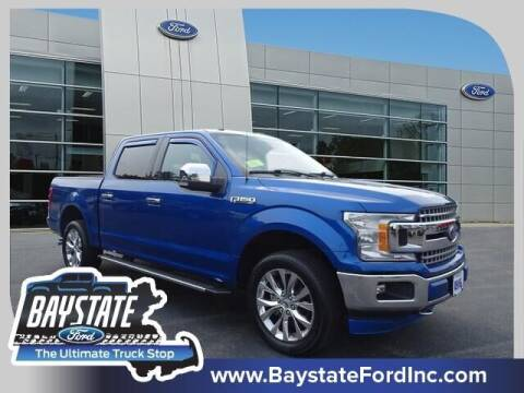 2018 Ford F-150 for sale at Baystate Ford in South Easton MA