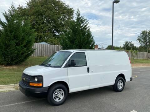 2011 Chevrolet Express Cargo for sale at Superior Wholesalers Inc. in Fredericksburg VA