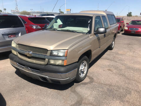2004 Chevrolet Silverado 1500 for sale at Town and Country Motors in Mesa AZ