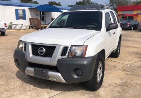 2013 Nissan Xterra for sale at Newsed Auto in Houston TX