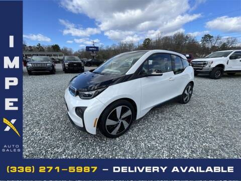 2015 BMW i3 for sale at Impex Auto Sales in Greensboro NC