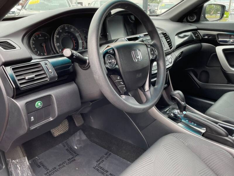 2016 Honda Accord for sale at 1st Choice Auto L.L.C in Oklahoma City OK