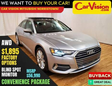 2019 Audi A6 for sale at Car Vision Mitsubishi Norristown in Norristown PA