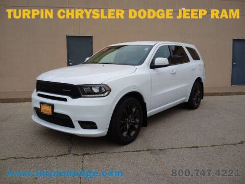 2019 Dodge Durango for sale at Turpin Dodge Chrysler Jeep Ram in Dubuque IA