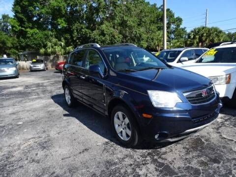 2008 Saturn Vue for sale at DONNY MILLS AUTO SALES in Largo FL