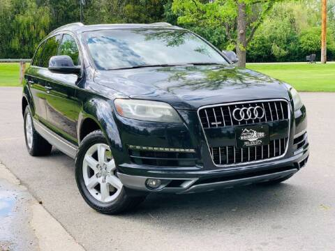 2013 Audi Q7 for sale at Boise Auto Group in Boise ID