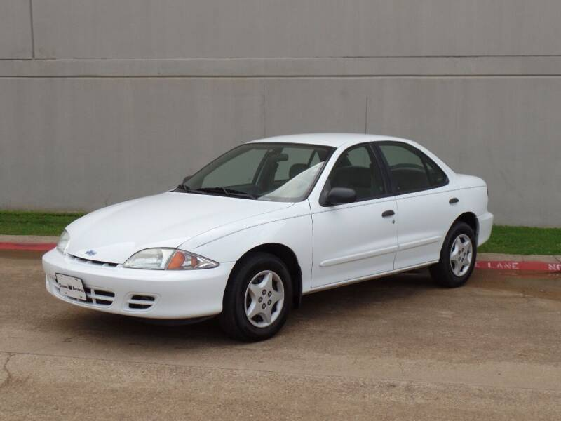 2002 Chevrolet Cavalier for sale in Arlington, TX