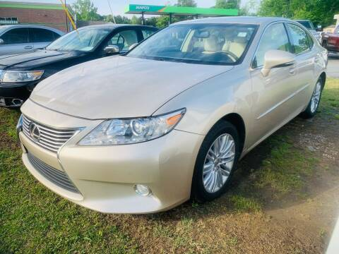 2013 Lexus ES 350 for sale at BRYANT AUTO SALES in Bryant AR