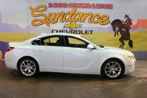 2016 Buick Regal for sale at Sundance Chevrolet in Grand Ledge MI
