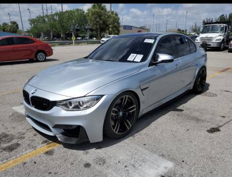 2016 BMW M3 for sale at Royal Auto Inc. in Columbus OH