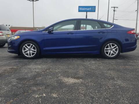 2013 Ford Fusion for sale at MnM The Next Generation in Jefferson City MO