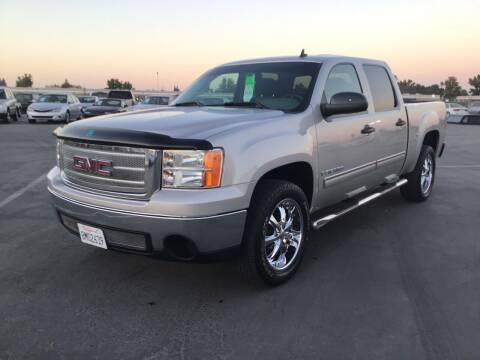 2007 GMC Sierra 1500 for sale at My Three Sons Auto Sales in Sacramento CA