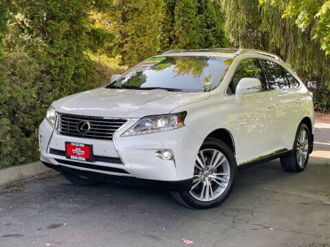 2015 Lexus RX 350 for sale at Real Deal Cars in Everett WA
