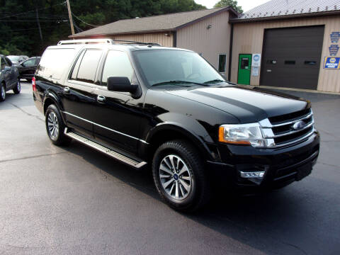 2017 Ford Expedition EL for sale at Dave Thornton North East Motors in North East PA