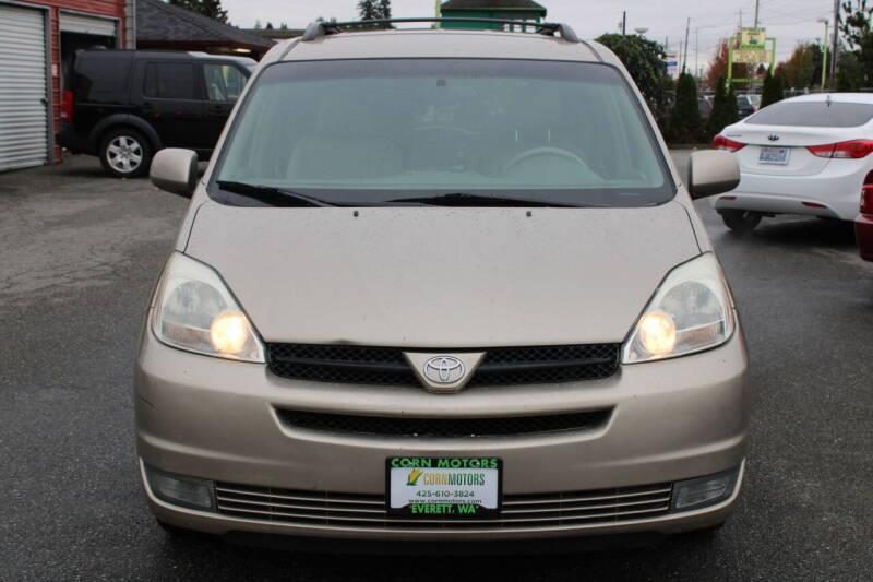 2004 Toyota Sienna XLE 7-Passenger 4dr Mini-Van - Everett WA