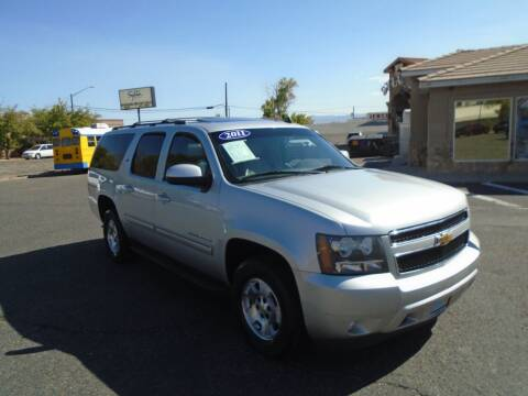 2011 Chevrolet Suburban for sale at Team D Auto Sales in St George UT