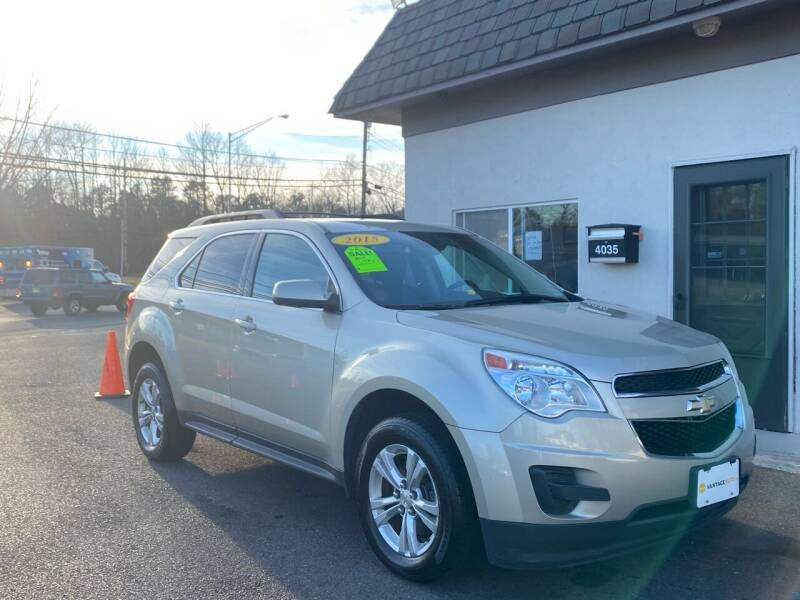 2015 Chevrolet Equinox for sale at Vantage Auto Group in Tinton Falls NJ