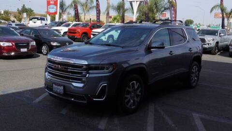 2020 GMC Acadia for sale at Choice Motors in Merced CA