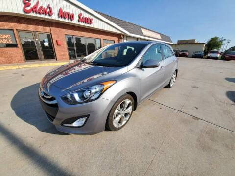 2013 Hyundai Elantra GT for sale at Eden's Auto Sales in Valley Center KS