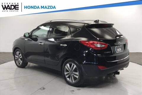 2015 Hyundai Tucson for sale at Stephen Wade Pre-Owned Supercenter in Saint George UT