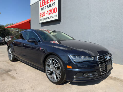 2016 Audi A7 for sale at Legend Auto Sales in El Paso TX