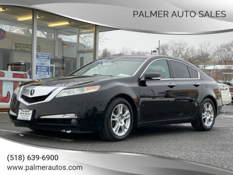 2010 Acura TL for sale at Palmer Auto Sales in Menands NY