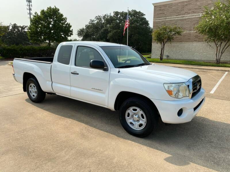 2005 Toyota Tacoma for sale at Pitt Stop Detail & Auto Sales in College Station TX