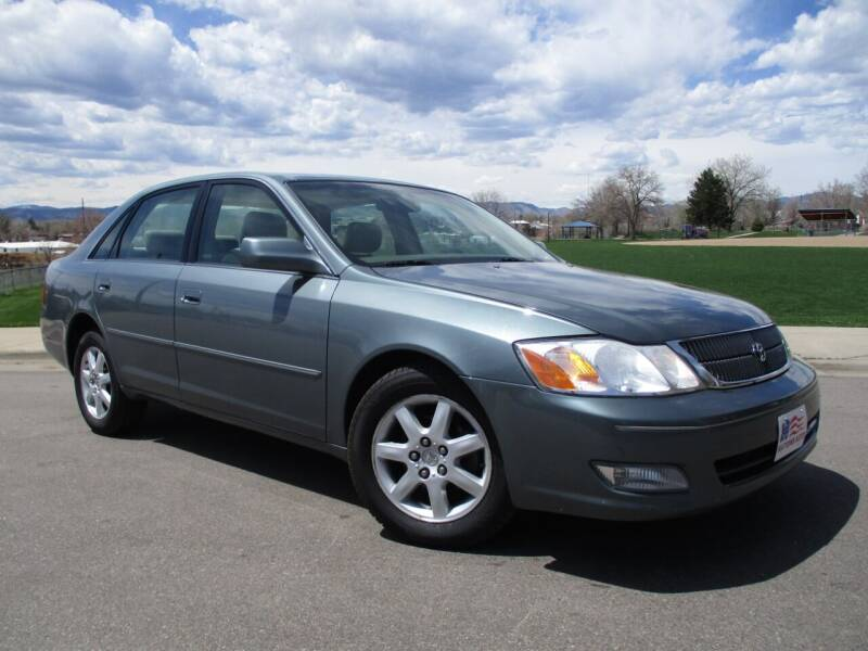 2002 Toyota Avalon for sale at Nations Auto in Lakewood CO