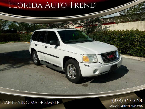 2009 GMC Envoy for sale at Florida Auto Trend in Plantation FL