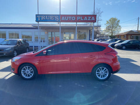 2015 Ford Focus for sale at True's Auto Plaza in Union Gap WA