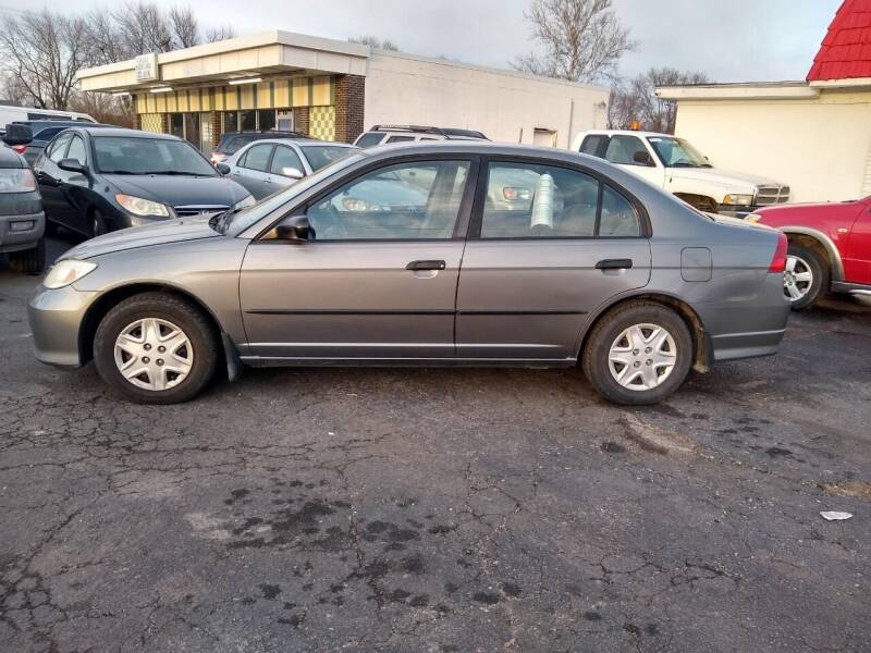 2005 Honda Civic for sale at Savior Auto in Independence MO