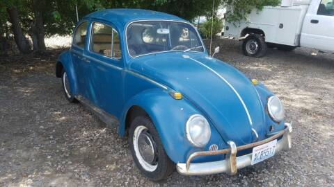 1966 Volkswagen Beetle for sale at AUTO BROKER CENTER in Lolo MT